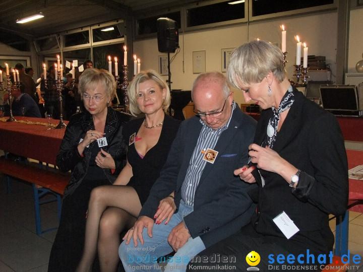 1. Singleparty mit Speed Dating: Laupheim, 09.11.2012