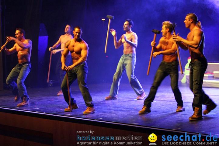 Chippendales: Singen am Bodensee, 22.11.2012