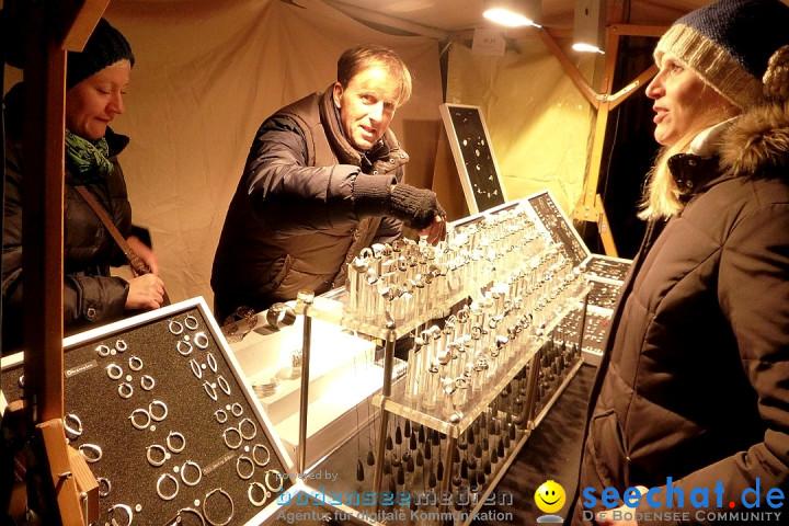 Weihnachtsmarkt: Engen am Bodensee, 01.12.2012