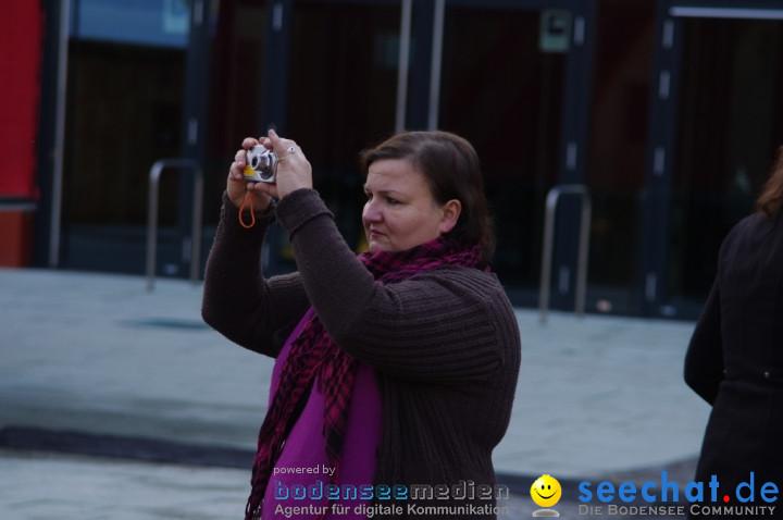 Coca-Cola Weihnachtstour: Singen am Bodensee, 21.12.2012
