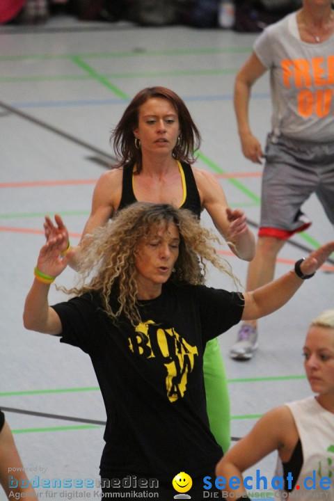 BOKWA Fitness mit Paul Mavi SR.: Konstanz am Bodensee, 21.04.2013