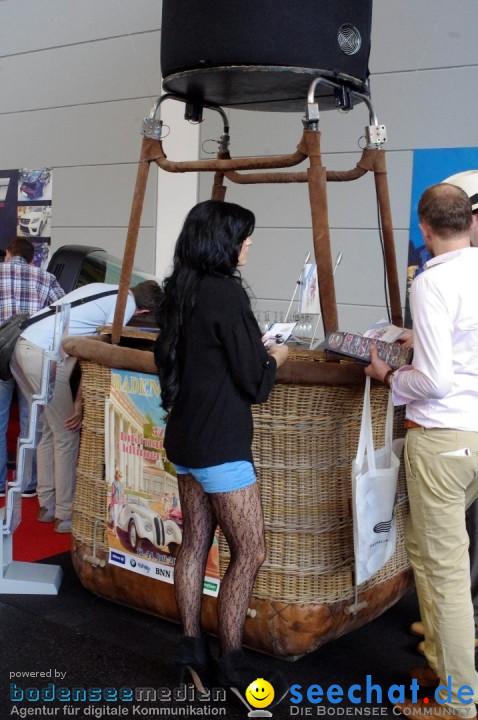 Klassikwelt Bodensee - Messe: Friedrichshafen am Bodensee, 15.06.2013