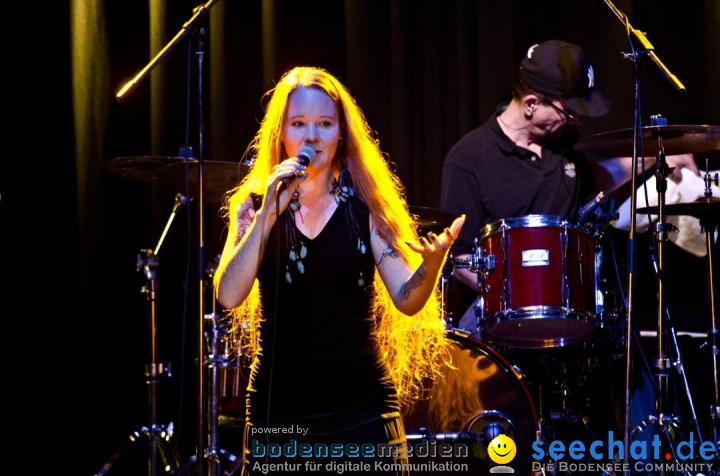 Layla Zoe Konzert im Kulturladen: Konstanz am Bodensee, 02.10.2013