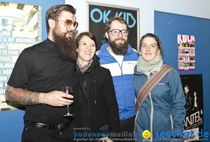 DJANGO 3000 bayerischer Gypsy-PopID: Konstanz am Bodensee, 14.11.2013