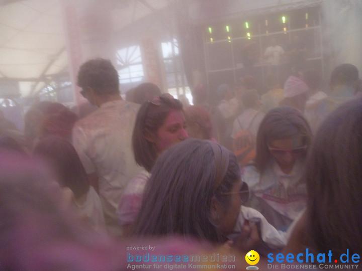 Holi Gaudy Festival: Schweiz - Kreuzlingen am Bodensee, 10.05.2014