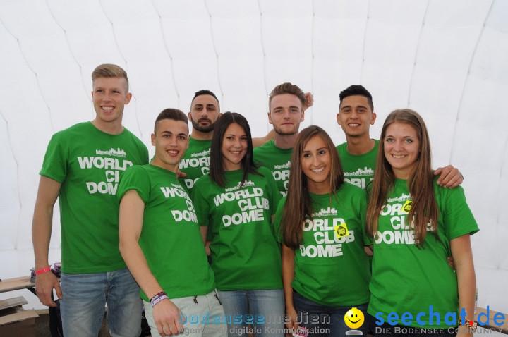 BigCityBeats WORLD CLUB DOME - SEECHAT: Frankfurt am Main, 31.05.2014
