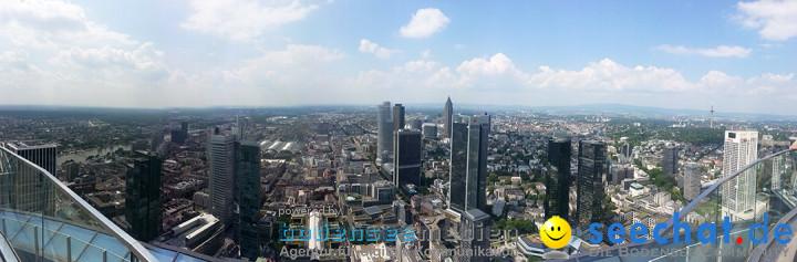 BigCityBeats WORLD CLUB DOME - SEECHAT: Arena in Frankfurt, 31.05.2014