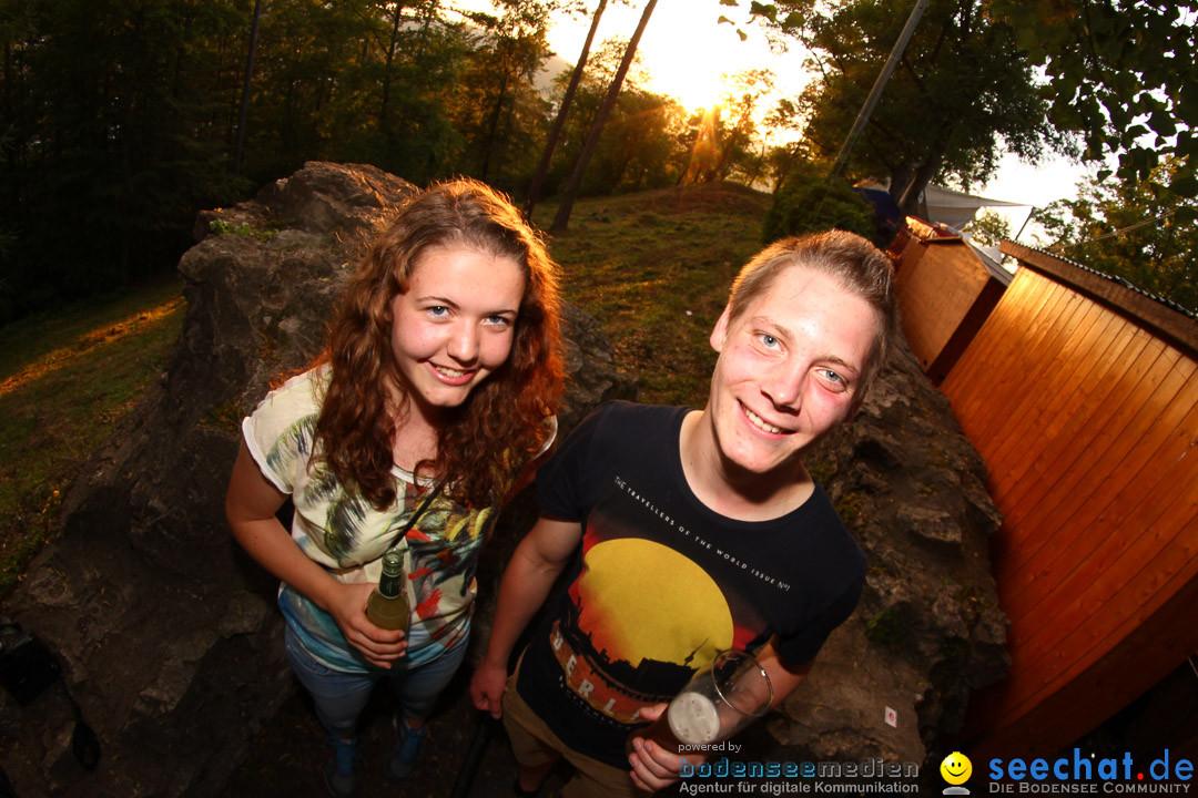 Honberg-Sommer - Revolverheld: Tuttlingen am Bodensee, 17.07.2014