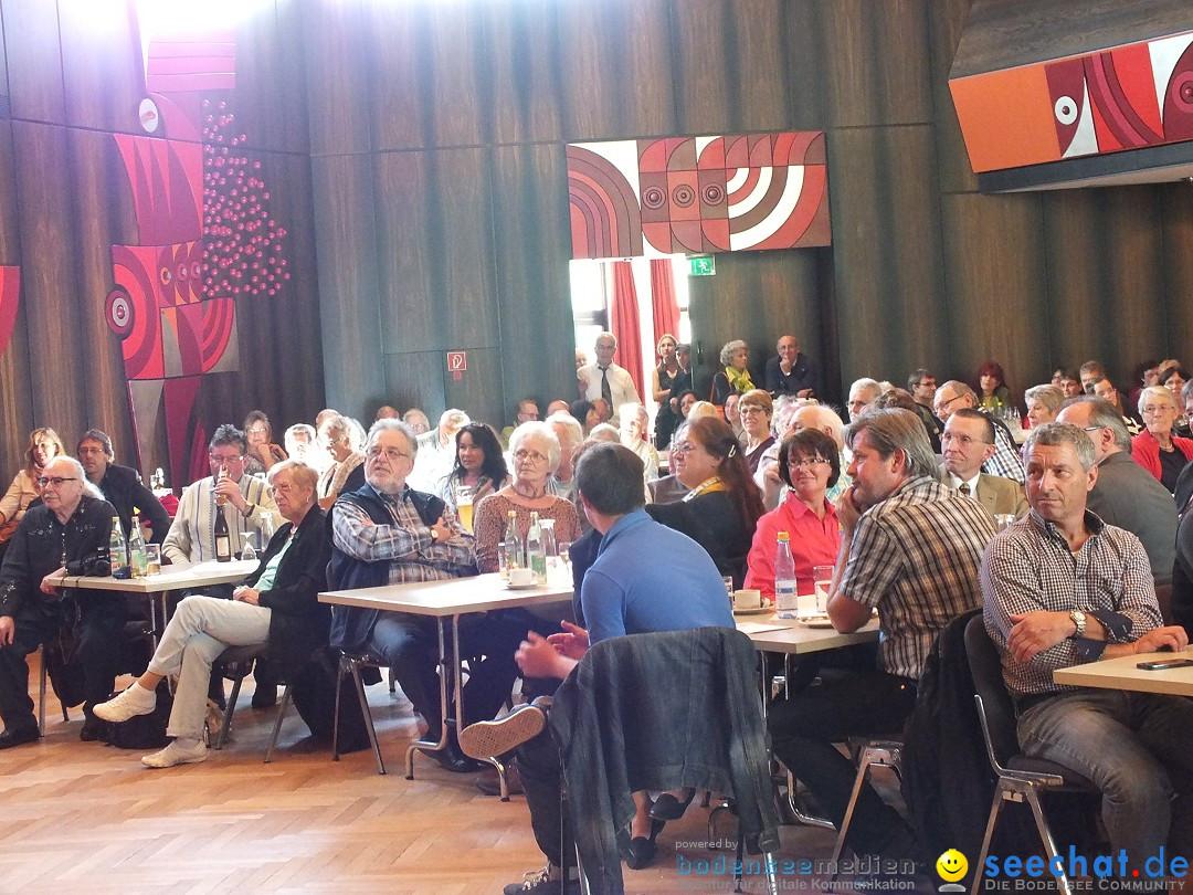 Familientag mit Abi Ofarim: Bad-Buchau am Federsee, 21.09.2014