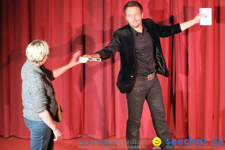 PETER VALANCE - Germanys best Illusionist: Riedlingen, 14.10.2014