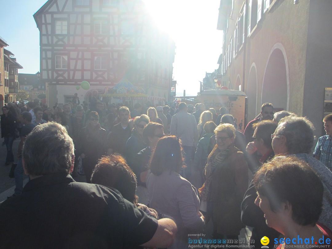 Verkaufsoffener Sonntag mit Apfelfest: Stockach am Bodensee, 26.10.2014