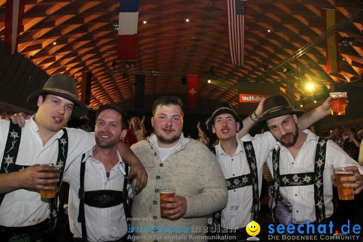 Schlager-Stadel XXL 2015: Friedrichshafen am Bodensee, 21.03.2015