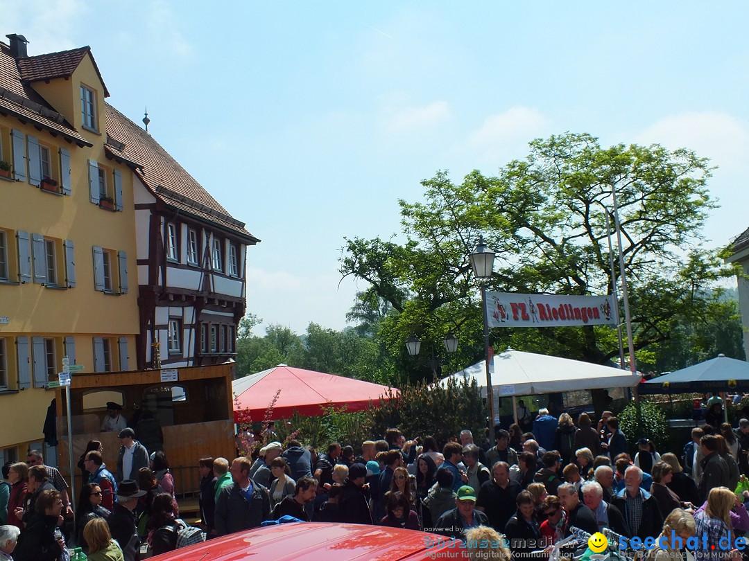 Flohmarkt: Riedlingen, 16.05.2015