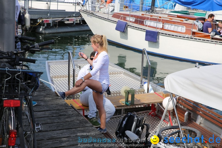 Internationale Bodenseewoche: Konstanz am Bodensee, 30.05.2015