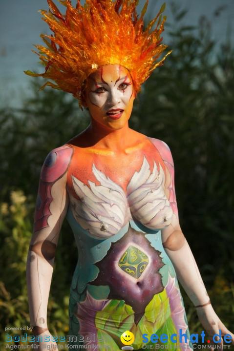 Body Painting New York