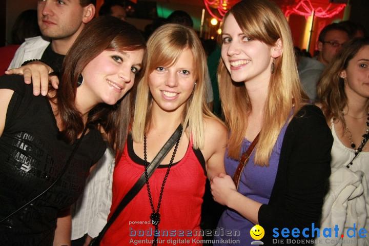04.11.2009 - Weingarten: XXL-Party der Hochschule