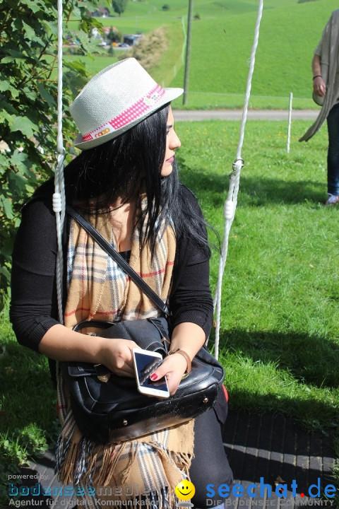 Teamevent - Coop Personalfest: Appenzell - CH, 20.09.2015