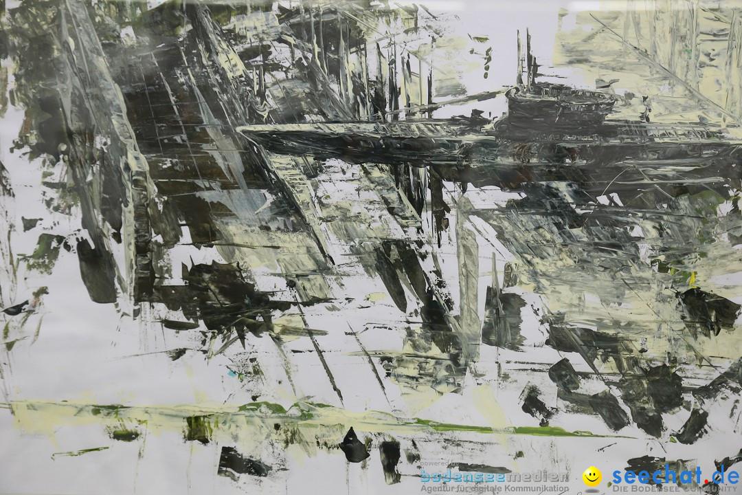 Vernissage mit Ausstellung auf der Kunstnacht: Ravensburg, 25.09.2015