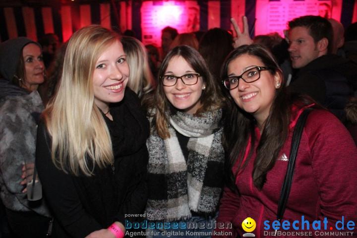 Schneebar Party, Schlieren (CH), 18.12.2015