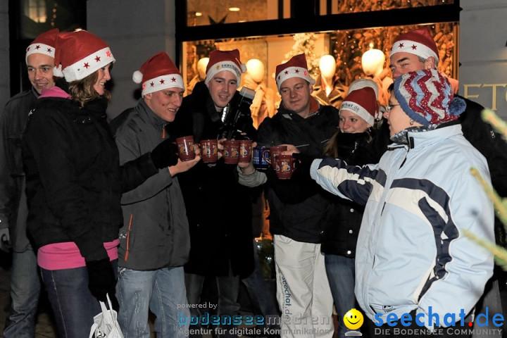 seechat Community-Treffen am 12.12.2009 in Konstanz