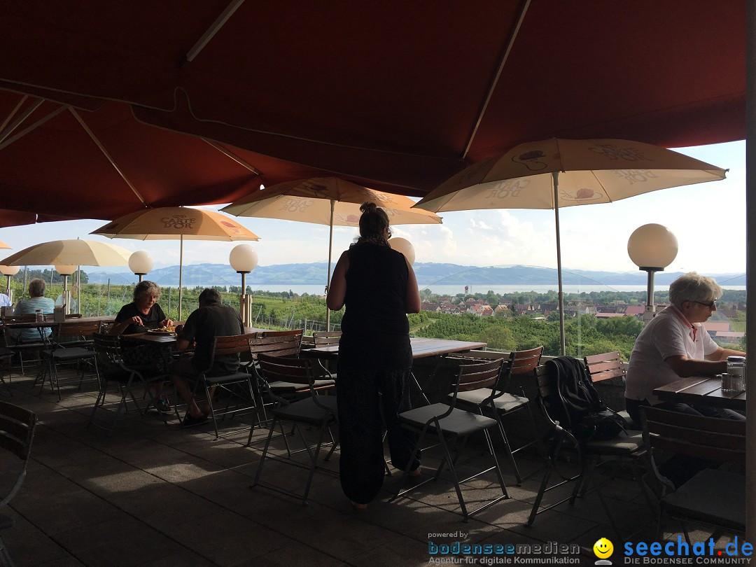 BODENSEEBOOT.DE - Bodenseetour Lindau und Bregenz am Bodensee, 27.05.2016