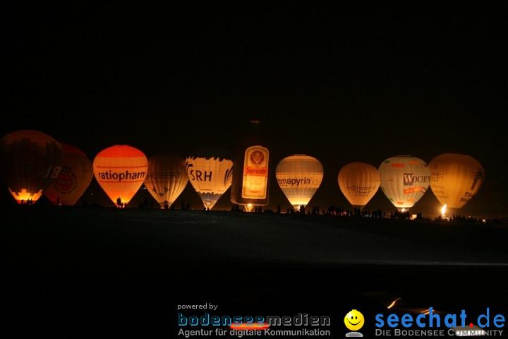 Ballongluehen: Kisslegg, 06.01.2010
