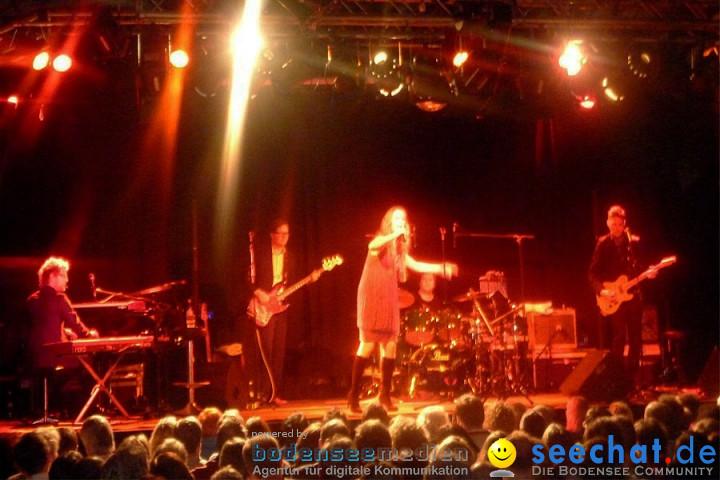 Konzert: Rebekka Bakken im Bahnhof Fischbach am 12.01.2010