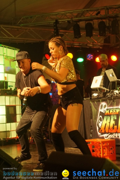 KEEP IT REAL JAM: Pfullendorf am Bodensee, 12.08.2016