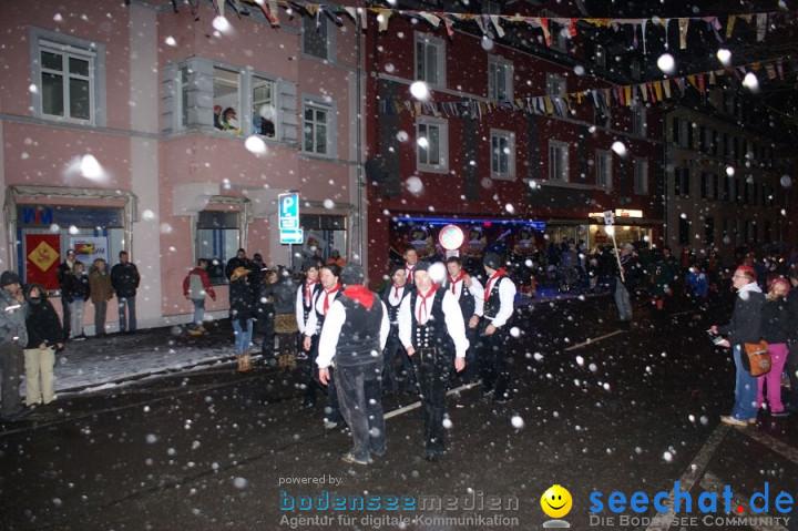 Nachtumzug: Singen, 29.01.2010