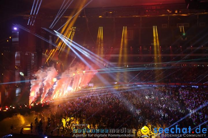WORLD CLUB DOME - 5th Anniversary - BigCityBeats, Frankfurt, 04.06.2017