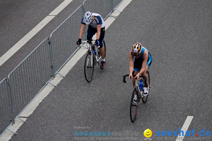 ITU World Triathlon: Hamburg, 15.07.2017