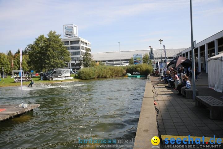 INTERBOOT Messe - Dein Moment: Friedrichshafen am Bodensee, 31.09.2017
