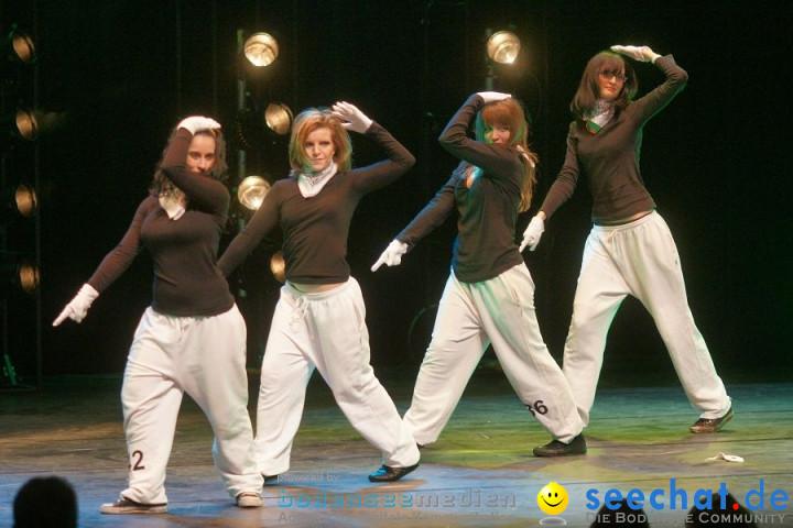 Dance4Fans - Be a Star! Singen, 06.02.2010