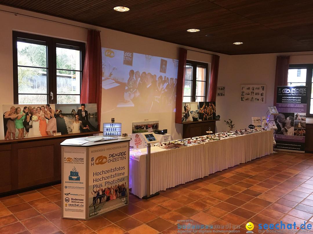 Hochzeitsmesse: Bodensee-Hochzeiten.com: Uhldingen, 07.01.2018