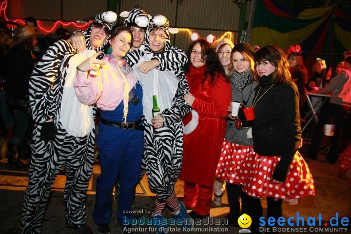 Juzu-Party: Tettnang, 10.02.2010