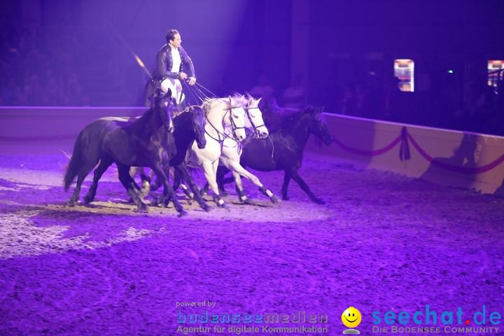 Gala-Abend - Im Takt der Pferde, PFERD BODENSEE: Friedrichshafen, 17.02.201