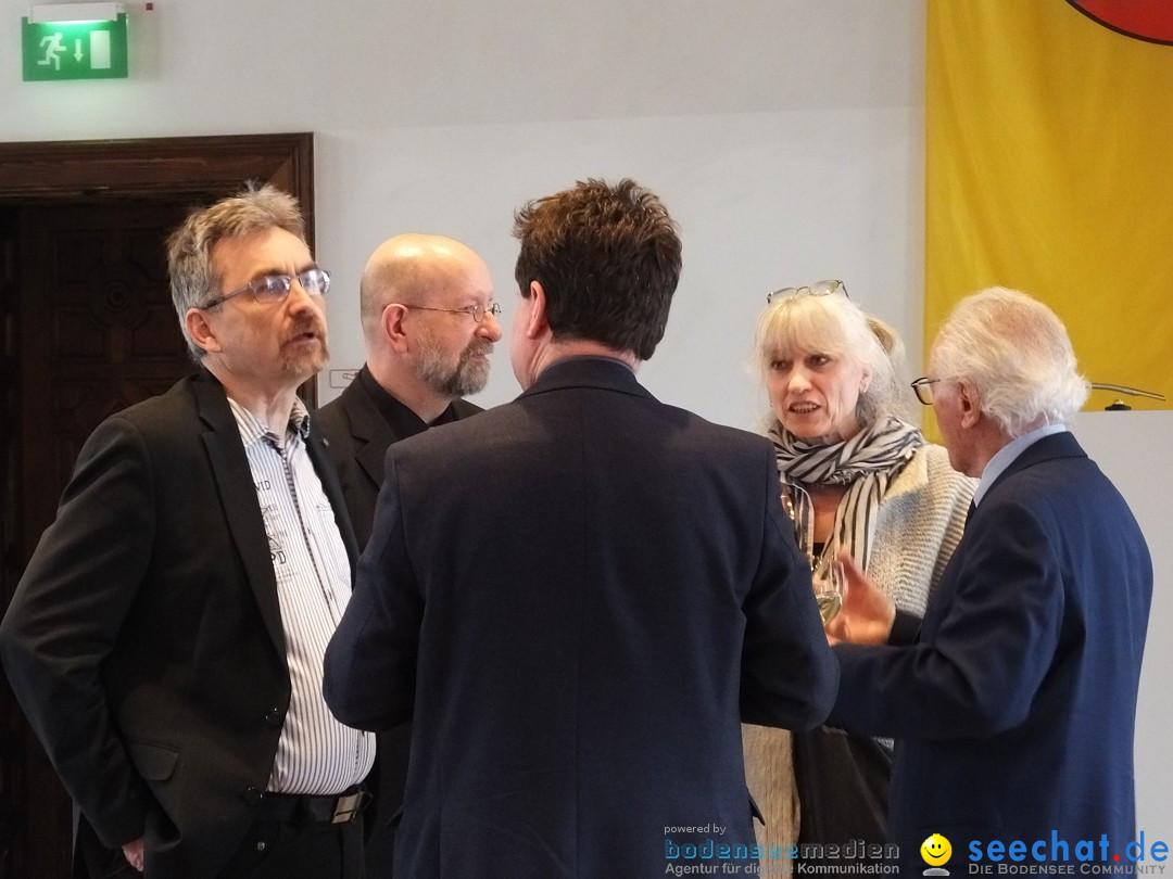 Vernissage: Peter Guth: Messkirch, 11.03.2018