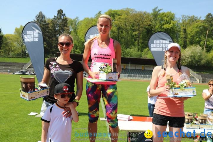 Konstanzer Frauenlauf: Konstanz am Bodensee, 22.04.2018