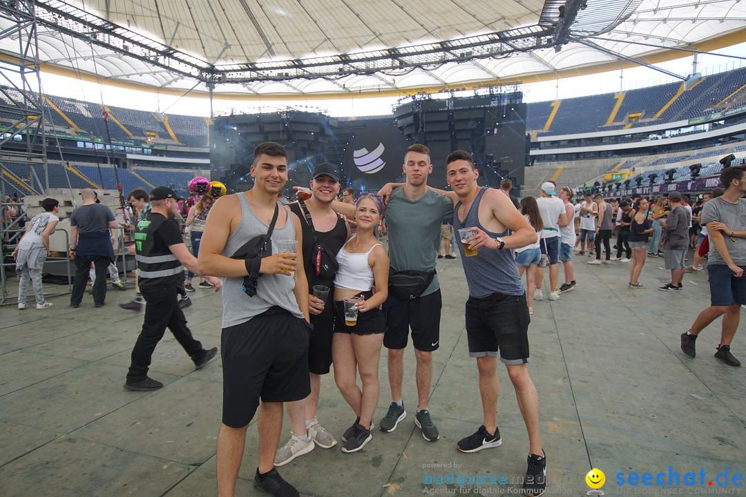 WORLD CLUB DOME - BigCityBeats - SEECHAT, Frankfurt, 01.06.2018