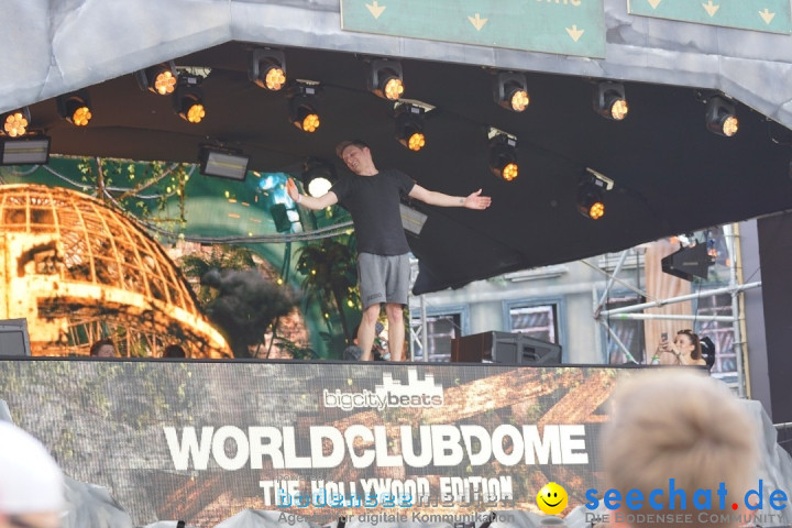 WORLD CLUB DOME - BigCityBeats - SEECHAT, Frankfurt, 02.06.2018
