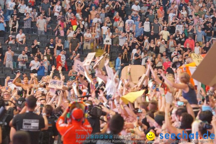 WORLD CLUB DOME - BigCityBeats - SEECHAT, Frankfurt, 02.06.2018