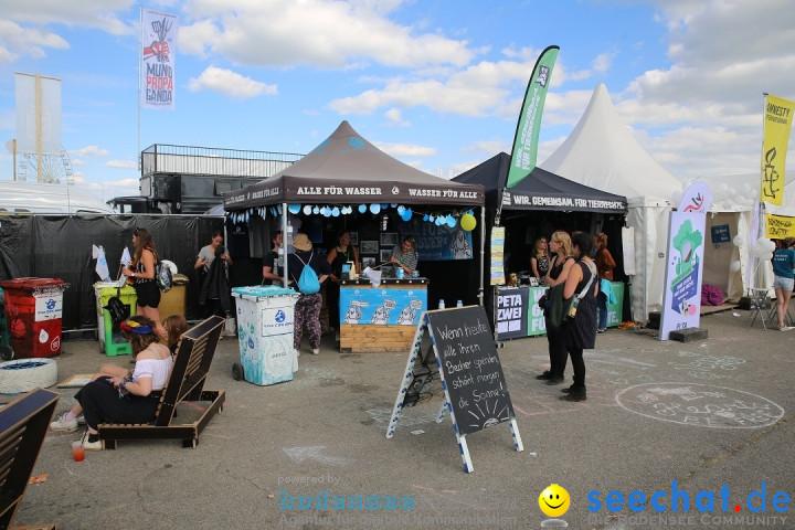 SOUTHSIDE Festival 2018: Neuhausen ob Eck am Bodensee, 23.06.2018