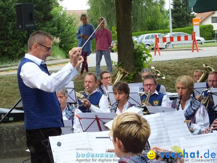 Sommerfest mit Flohmarkt: Uttenweiler, 23.06.2018