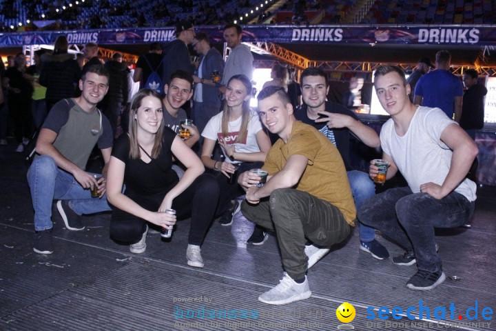 WORLD CLUB DOME - WCD Winter Edition, Duesseldorf, 18.11.2018