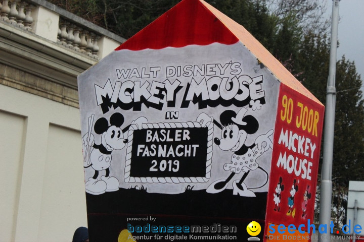 Cortege: Basel - Schweiz, 11.03.2019