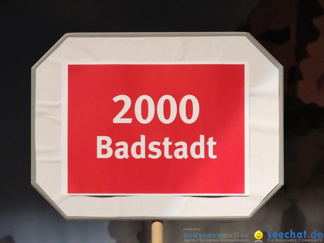 Festakt 1200 Jahre Bad Saulgau, 16.03.2019
