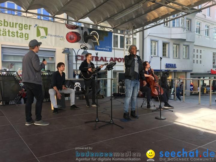 Verkaufsoffener Sonntag - Mobilitaetstag: Ravensburg am Bodensee, 31.03.201