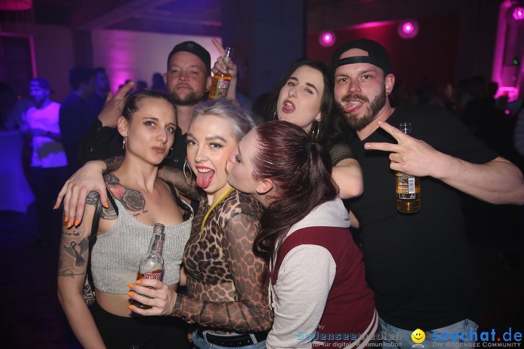 Back 2 Vibes 10 mit VAL und Rico Zeta - Nylon: Rottweil, 06.04.2019