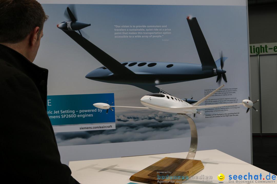 AERO - EXPO for General Aviation: Friedrichshafen am Bodensee, 13.04.2019