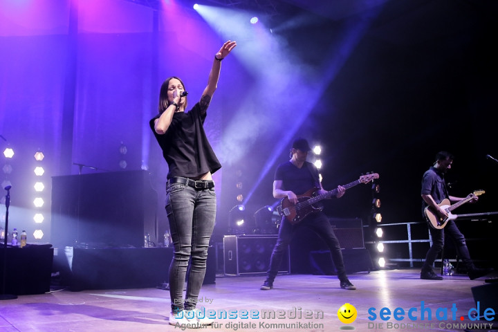 Christina Stuermer - ueberall zu Hause Tour: Ravensburg, 28.04.2019